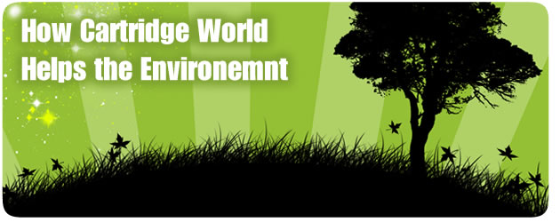 Cartridge World - Save The Environment